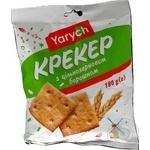 Крекер Yarych цельнозерновой 180г