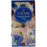 Чай черный Lovarе Таинственный Сад с лепестками цветов, малиной и ванилью 24шт 2г - купить, цены на Novus - фото 2