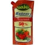 Olis Сhudovyy mayonnaise 50% 560g