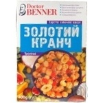 Dry breakfast Doctor benner Tropical oat 400g