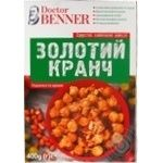 Dry breakfast Doctor benner grape-nut 400g