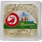 Cottage cheese Auchan packed 5% 200g
