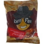 Chips Kartofan potato with adjika 70g