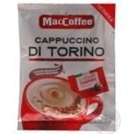 Кава розчинна 3в1 MacCoffee капучіно diTorino 25г