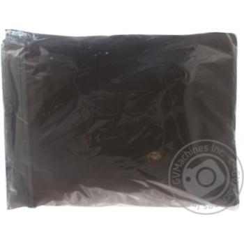 Простынь Ашан на резинке коричневая, 180х200х20см - купить, цены на Ашан - фото 2
