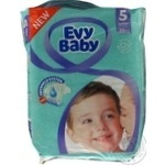 Diaper Evy baby Junior for children 11-25kg 20pcs