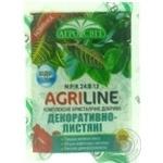Добриво кристалічне Декоративно-листян Agrilineі 30 г