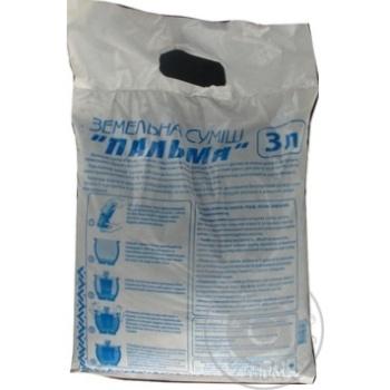 Смесь грунтов Пальма 3л - купить, цены на Ашан - фото 2