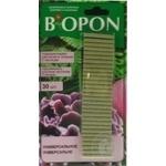 Добриво в паличках Biopon універсальне
