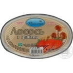 Rusalochka preserves with mushroom salmon 250g