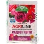 Удобрение Агросвит Agriline Садовые цветы 30г
