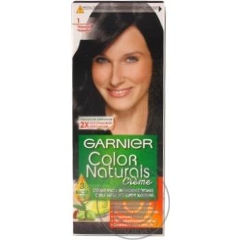 Фарба для волосся Garnier Color Naturals 1 Чорний