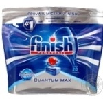Таблетки д/ПММ Finish Quantum PH free без фосфатов 20шт/уп