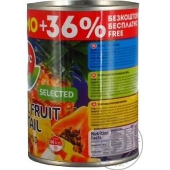 Коктель Tropic Life тропічний 425мл - купити, ціни на Фуршет - фото 7
