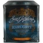 Tea Sun gardens Earl grey with oil of bergamot black 150g