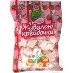 Lisova Kazka Kreydochky Wild Strawberry Chewing Marshmallow