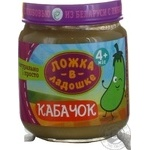 Puree Lozhka v kadoshke squash for children from 4 months 100g