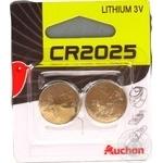 Battery Auchan Auchan 2pcs