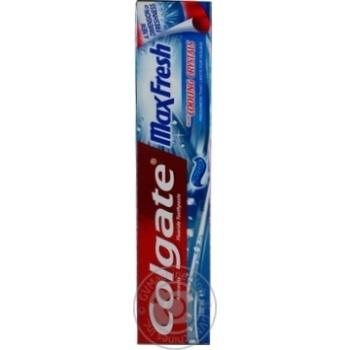 Зубная паста Colgate Макс Фреш Взрывная мята 100мл - купить, цены на Фуршет - фото 4
