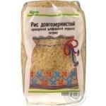 Рис Каждый день длиннозерный пропаренный шлифованный 1кг