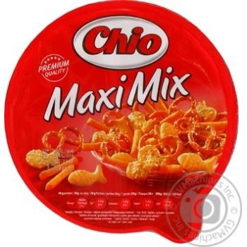 Печенье Wolf Maxi Mix 125г - купить, цены на Novus - фото 3