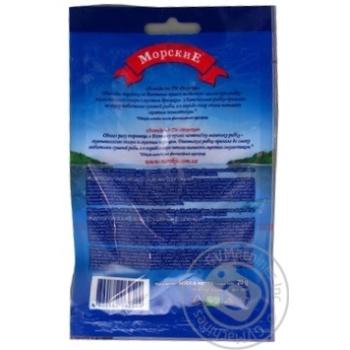 Смугастики Морські сушені солоні 20г - купити, ціни на Ашан - фото 2