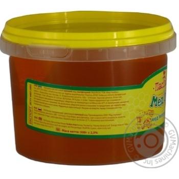 Мед Пасека Мед`ок липовый 500г - купить, цены на Novus - фото 2