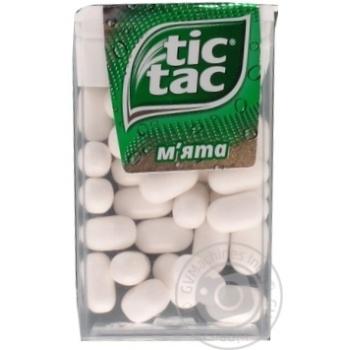 Tic Tac mint dragee 16g