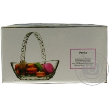 Pasabahce Vase For Fruit 23х16,5cm - buy, prices for Auchan - image 2