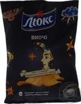 Чипсы Люкс Ночью картофельные со вкусом жареных ребрышек в меде 133г
