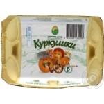 Яйца куриные Диброва Агр Куркулики C0 6шт