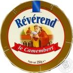 Reverend Camembert Soft Cheese 45% 250g