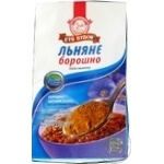 Flour Sto pudov flaxseed 300g