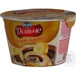 Десерт Lactel Дольче банан с шоколадом 3,4% 200г