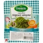 Greenvil pickled with carrot laminaria 250g