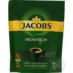 Кофе Jacobs Monarch растворимый сублимированный 60г