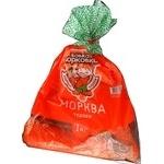 Carrot Vovka Morkovka washed 1000g