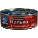 Килька Ventspils в томатном соусе 240г