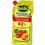 Olis Stolovyy mayonnaise 67% 300g