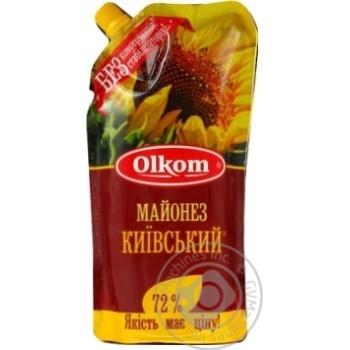 Mayonnaise Olkom Kyivskyy 72% 360g
