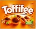 Конфеты Storck Toffifee шоколадные с лесным орехом 250г