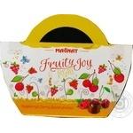 Конфеты Magnat Fruity Joy for All шоколадные ассорти 107г