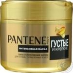 Маска Pantene Pro-V Густе та Міцне для тонкого ослабленого волосся 300мл