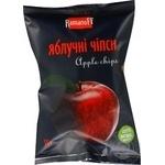 Чипсы Ramanoff яблочные 55г