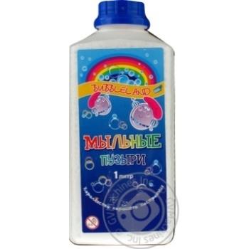 Мыльные пузыри 1л