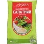 Соус майонезный Салатный 35% Фуршет 180г