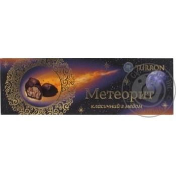 Turron Meteorite Classic Candies with honey 220g