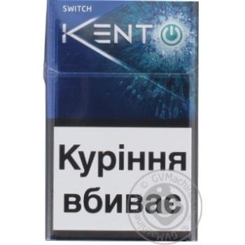 Сигареты Kent iSwitch - купить, цены на Фуршет - фото 1
