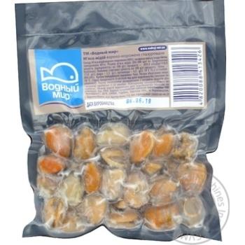 Мясо мидий Водный мир варено-мороженые 180г - купить, цены на Фуршет - фото 3