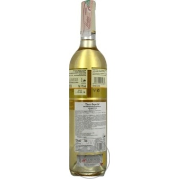 Wine Ayren Moskatel T.Imp white dry 0.75l - buy, prices for Furshet - image 4
